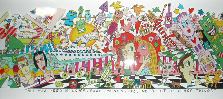 Rizzi_all_you_need_is_love_food_money_air