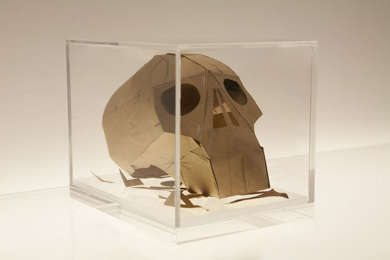 SKULL_collage_paper_arteork_Hormazd_Narielwalla